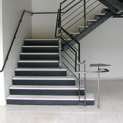 Concrete Stair Treads together with 3130937498 furthermore A Staircase Tale together with Colorful Staircase Designs in addition Building Construction 1 Experiencing Construction 55784859. on steel pan stair treads